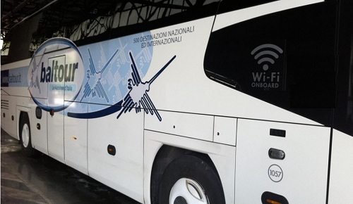 Bus da Bologna