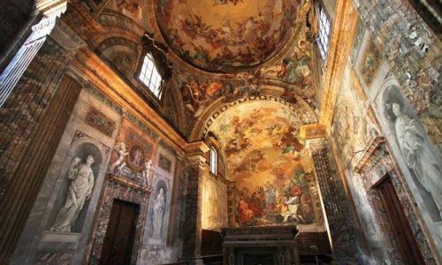 Nasce il gruppo fai di pistoia visita alla chiesa di san for Chiesa di san leone pistoia