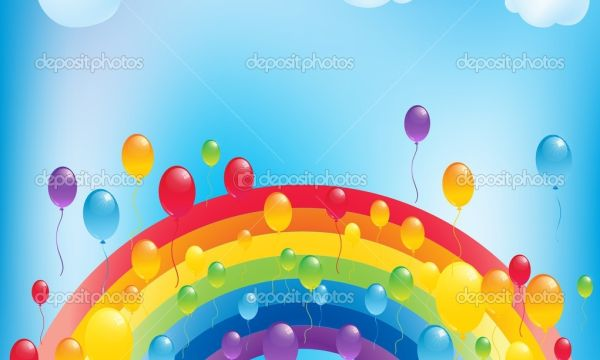 Siamo i colori dell arcobaleno una serata per la pace - Immagini di tacchini a colori ...