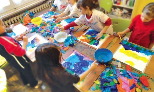 Open Day Alla Scuola Dellinfanzia Il Giardino Segreto Laboratori